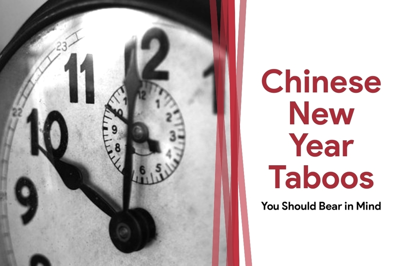a clock, one of the gifts you are prohibited to give on chinese new year