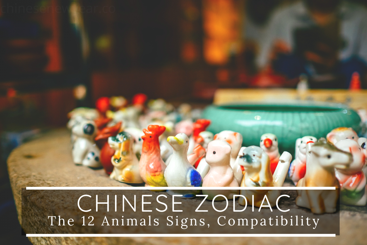 Chinese Zodiac 2021 The 12 Animals Signs, Compatibility