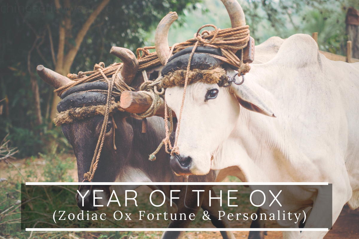 What year is 2009 in chinese astrology language